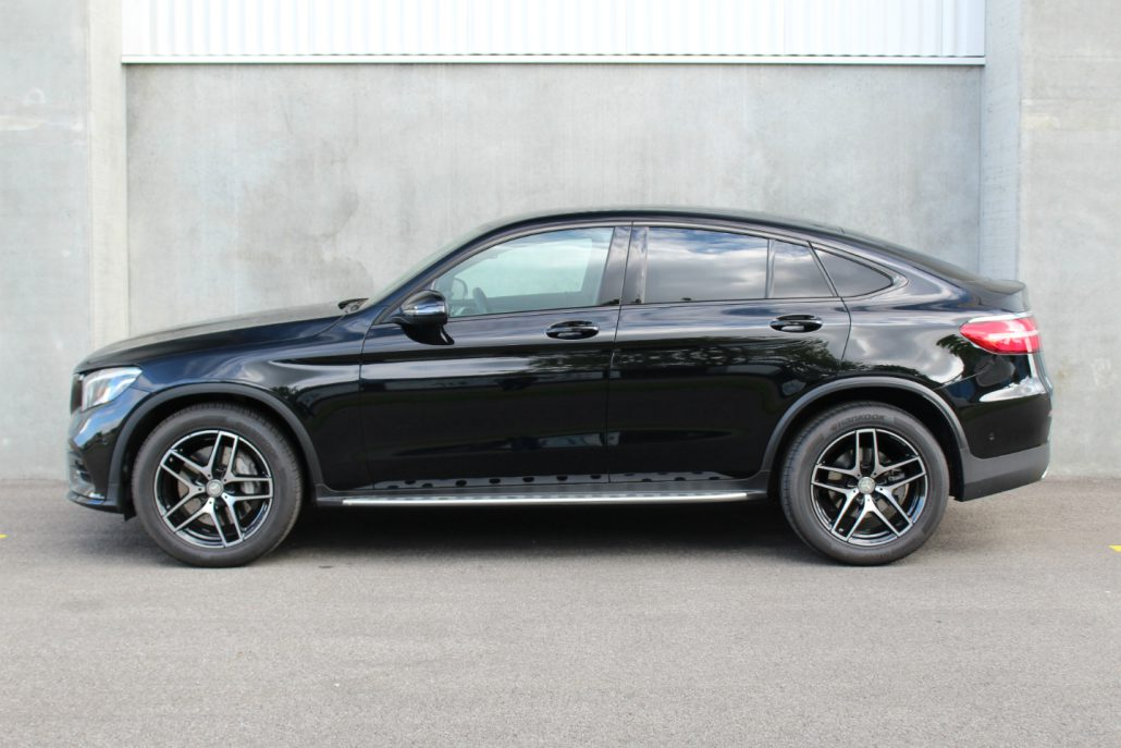 mercedes benz glc 250 coup 4 matic amg styling paket. Black Bedroom Furniture Sets. Home Design Ideas
